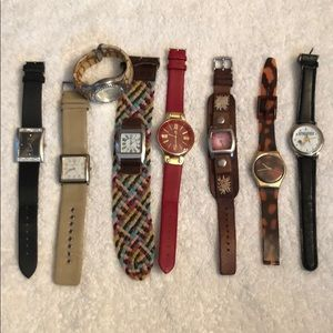 8 NON-working Watch Lot Offers Accepted